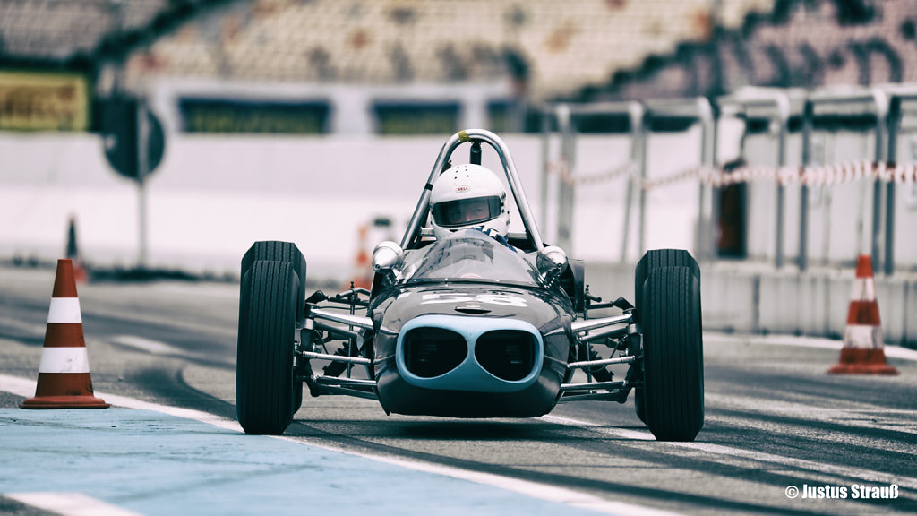 Wainer 63 (1963) - Formula Junior